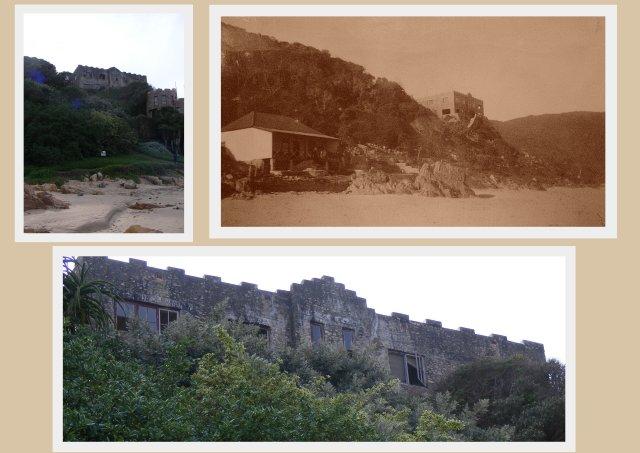 Pezula castle