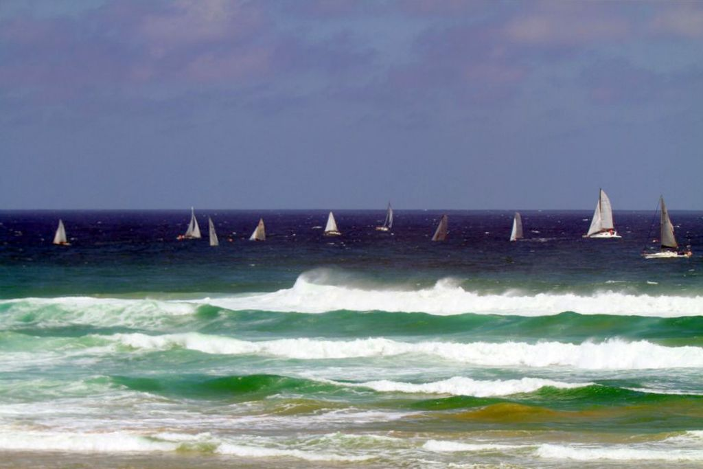 Noetzie-sailing