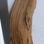 Heart in Driftwood
