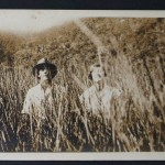 In the Noetzie Reeds 1926