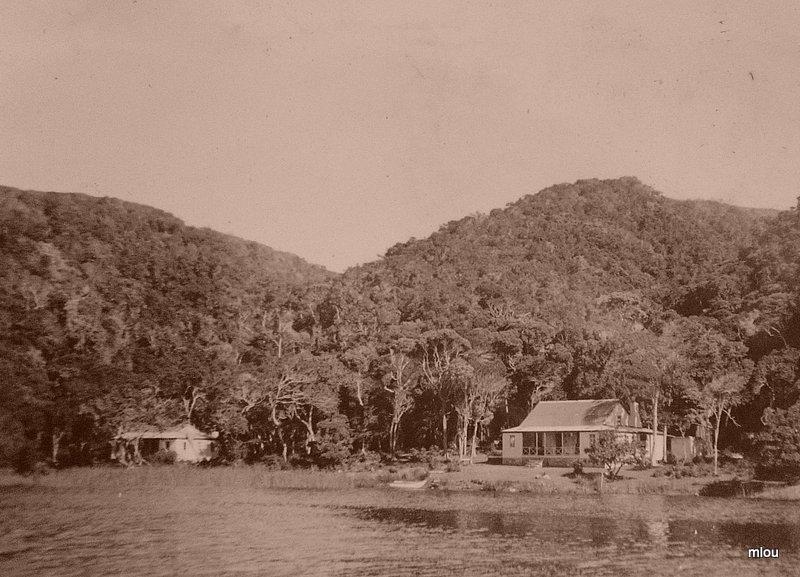 River cottages