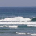 A lovely wave