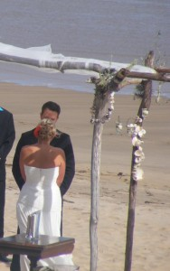 Another Beach wedding